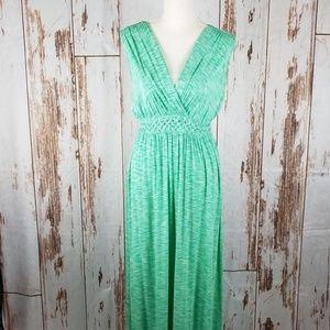 Spence Space Dye Maxi Dress